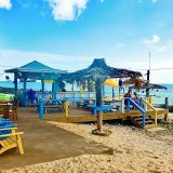 Leorose Sunset Beach Bar and Grill, Eleuthera, Bahamas